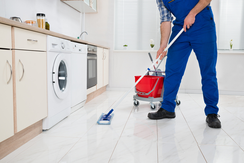 Janitor Cleaning Service