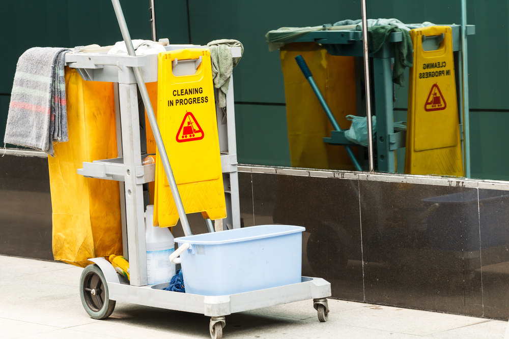 Janitorial services in Singapore