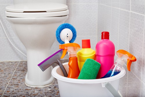 How To Clean And Disinfect Toilet Efficiently?